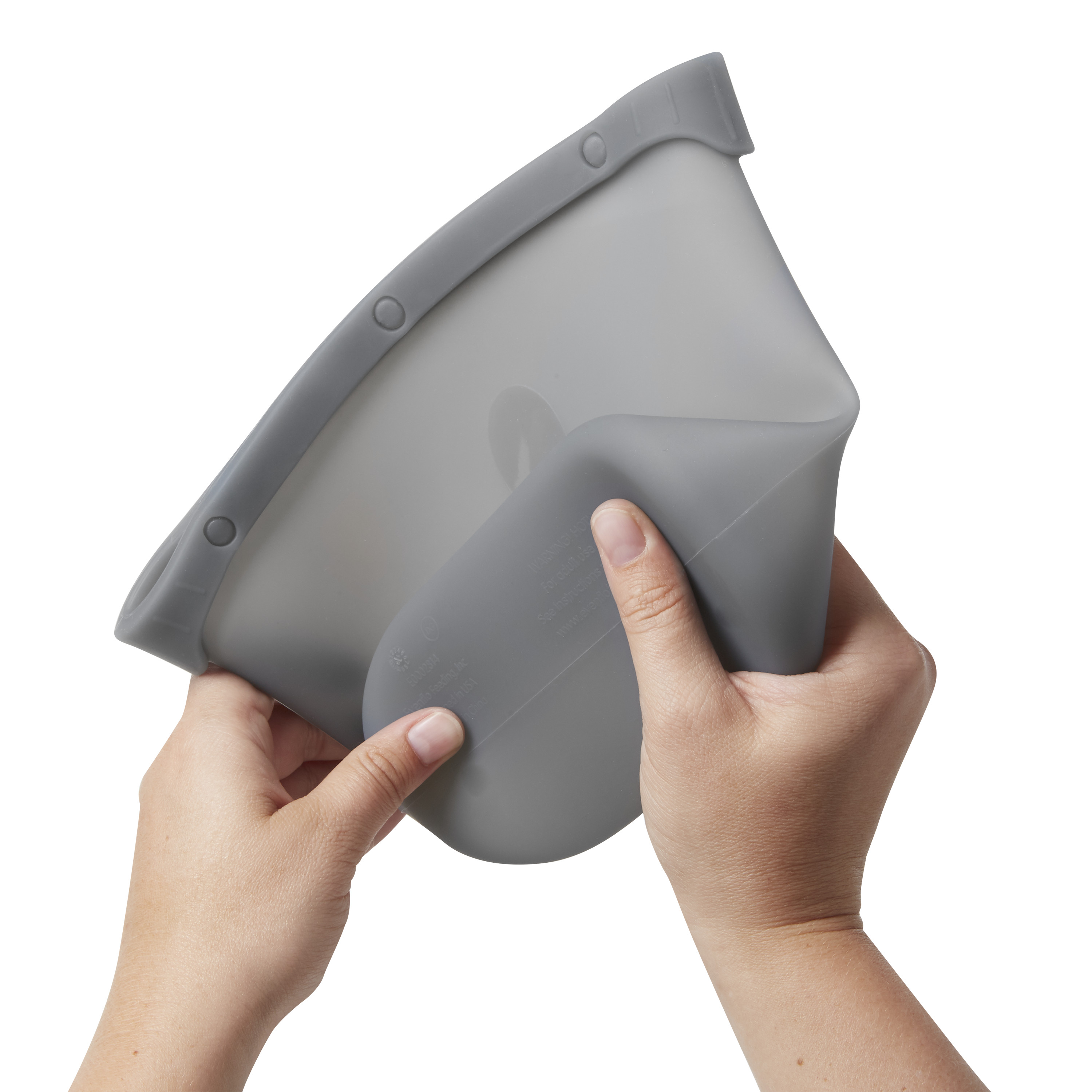 ♨️ Silicone Steam Sanitizing Bag Evenflo