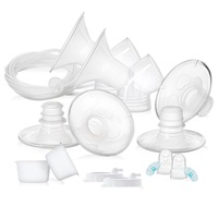 Evenflo Advance Double Electric Breast Pump Replacement Parts Kit