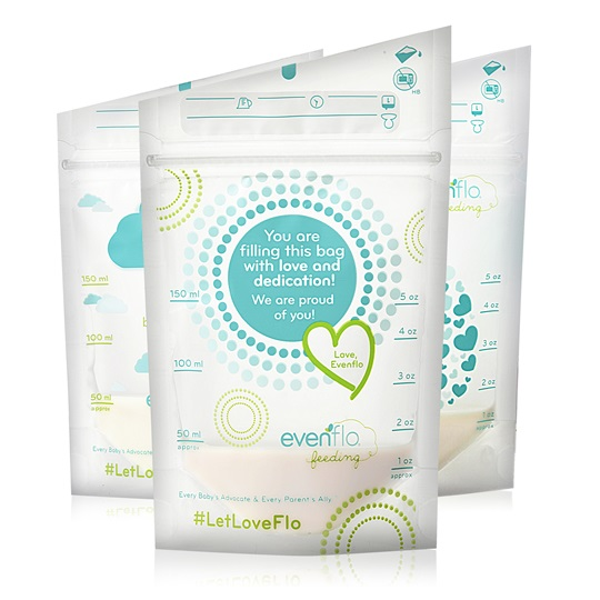 Evenflo Breast Milk Storage Bags