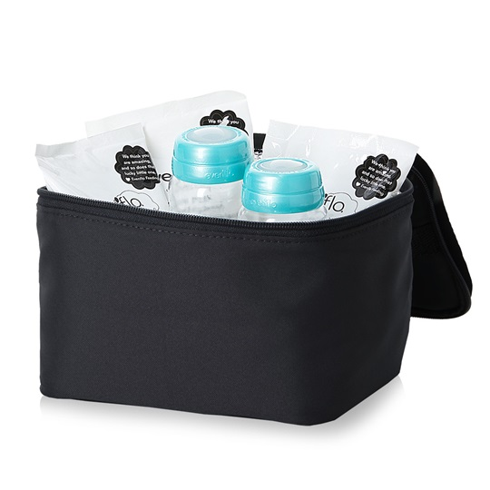 Insulated Cooler Bag Accessory Kit - Inside